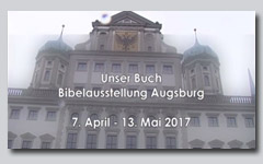 2017_20 Our Book - Bible Exhibition Augsburg - 7th April to 13th April 2017